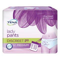 TENA LADY Pants Discreet M 6x12 Stück