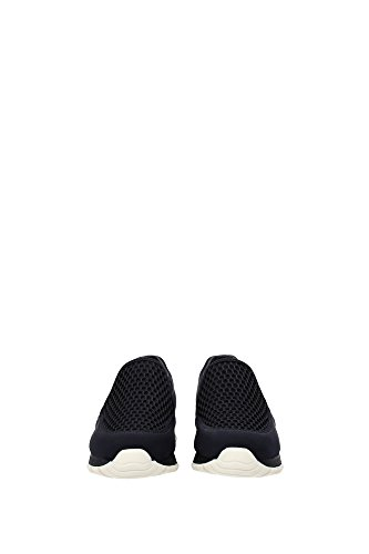 3S6140NERO Prada Sneakers Femme Tissu Noir Noir