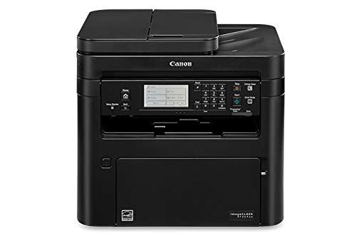 Canon imageCLASS MF269dw Laser 30 ppm 600 x 600 dpi WiFi - Impresora multifunción (Laser, Impresión en Blanco y Negro, 600 x 600 dpi, 250 Hojas, Impresión Directa, Negro)