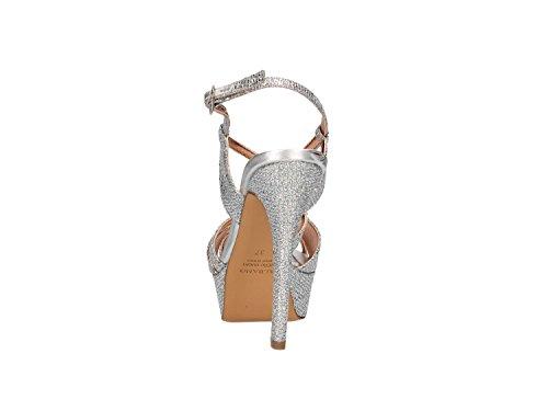 Albano 8647 Sandalo Elegante Donna Argento