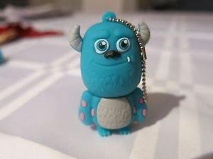 Image of 8GB Sullivan Monster Inc Novelty USB Pen Drive Flash Memory Stick Gift UK Seller