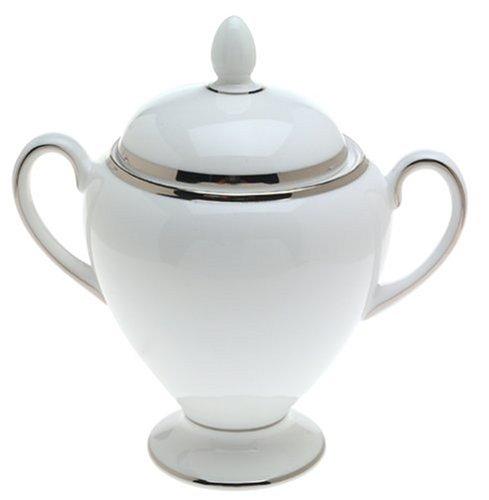 Wedgwood Sterling Bone China Sugar Bowl by Wedgwood Fine China Sugar Bowl