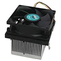 Cooler Master CP5-8J52F-99 CPU Kühler für Socket A 2500 RPM 54.6 m³/h 21.0 dB(A)