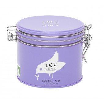 Løv Organic Tea - Fennel - Anise von Løv Organic bei Gewürze Shop