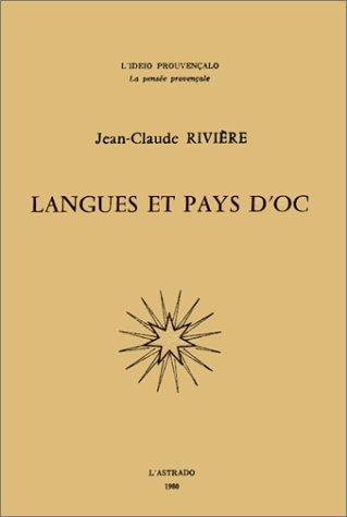 Langues et pays d'oc