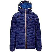 Ternua Krak Down Hoody JkT - Hombre - azul XL