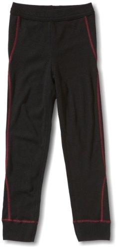 Schiesser Mädchen Lange Unterhose 134562-000, Gr. 116 (5Y), Schwarz (000-schwarz) (Extreme Unterwäsche Kälte)