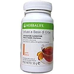 infundiert auf Basis von Kräuter Pulver wasserlöslich (Gusto Fischerei) Herbalife 50g