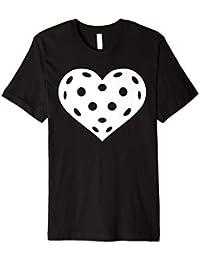 Floorball Herz T-Shirt