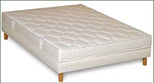 matelas et sommier 140x190 cuisine maison. Black Bedroom Furniture Sets. Home Design Ideas