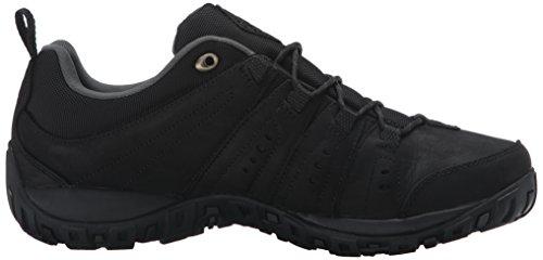 Columbia Peakfreak Nomad Plus, Chaussures de Randonnée Basses homme Noir (Black/Grill 010)