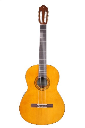 Yamaha CX 40 Akustik Konzertgitarre mit Tonabnehmer