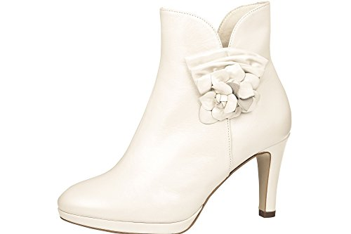 Elsa Coloured Shoes Salome, Bottes pour Femme Perle