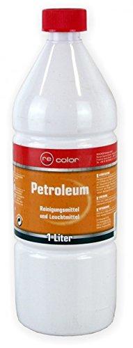 Petroleum 1 Liter Flasche Petroleumflasche Lampenöl
