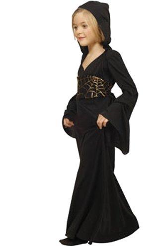 Imagen de cesar  disfraz de bruja para niña de 5/7 años