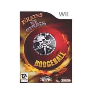 Pirates Vs Ninjas Dodgeball (Nintendo Wii)