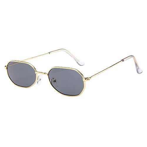 181b93f6ed Gafas de Sol Retro Polarizadas Lente Reflexivo Espejo Anteojos Hombre Mujer  para golf/conducción Outdoor
