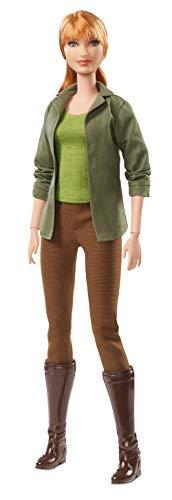 Barbie FJH58 - Signature Jurassic World II Claire Puppe