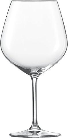 Schott Zwiesel Vina Large Burgundy Wine Glass, Pack of 6