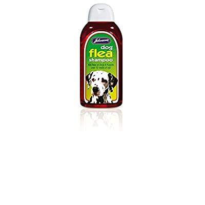 Johnson's Dog Flea Shampoo, 400 ml by Johnsons