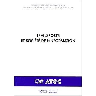Transports & societe de l (Livres Ponts et)