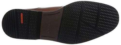Rockport Cs Plain Toe, Chaussures de ville homme Marron (Tan II)