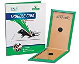 #10: PCI Cardboard Troublegum Mouse Trap | Catch Mouse/Rat Glue Traps, 5pc Mouse Insect Rodent Lizard Trap Rat Catcher Adhesive Sticky Glue Pad |