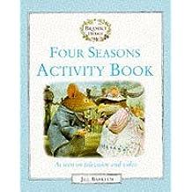 Brambly Hedge – Four Seasons Activity Book