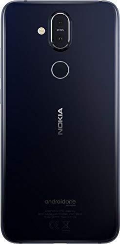 Zoom IMG-1 nokia 8 1 blu display
