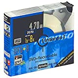 Intenso DVD+R 4,7Gb 8X Kick-out