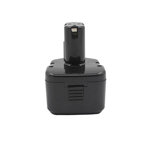 KINSUN Utensili Elettrici Batteria 12V 1.5Ah Ni-Cd Per Hitachi EB 1212S EB 1214L EB 1214S EB 1220BL EB 1220HL EB 1220HS EB 1230HL