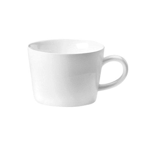 Kahla Five Senses Tasse à Café, Porcelaine, Blanc, 20 cl, 394725A90039C