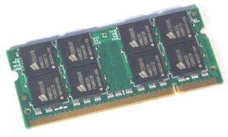 SAMSUNG M470L6524BT0-CB3 DDR RAM SO-Dimm 512MB PC-2700 333MHz (317) (512mb Ddr 333mhz Pc)