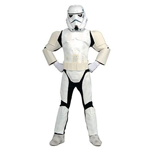 Kostüm Deluxe Stormtrooper Kind