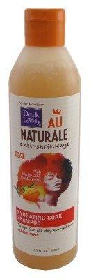 Dark & Lovely Au Naturale Hydra+Soak Shampoo 400 ml (Pack of 2)