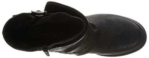 Dockers by Gerli 36KA310, Boots femme Noir (Schwarz 100)