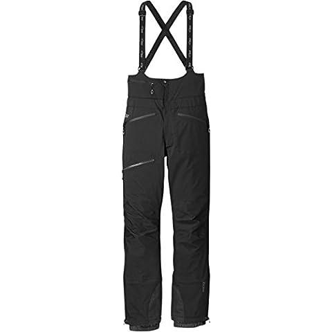 Outdoor Research Men 's Maximus Pants–Pantalón de esquí, otoño/invierno, hombre, color negro, tamaño XL