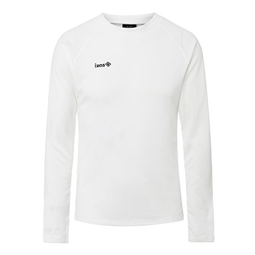 Izas Nelion Camiseta térmica, Hombre, Blanco, XL