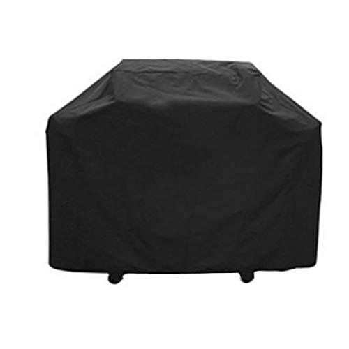 YXX- Couvertures de meubles Couverture imperméable de puits de feu de place extérieure avec le sac de stockage, couverture protectrice de foyer de patio de tissu de 210D Oxford