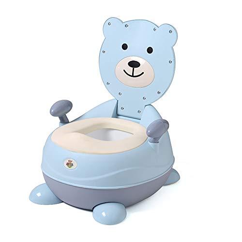 Pinguin Baby Töpfchen Zug Kinder, um ins Badezimmer zu gehen rutschfeste Basis Baby Töpfchen Stuhl Kleinkind Kinder Kinder Training Toilettensitz Einfach Sauber,B -