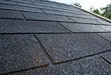 Gartenpro Dachschindeln - Farbe: anthrazit