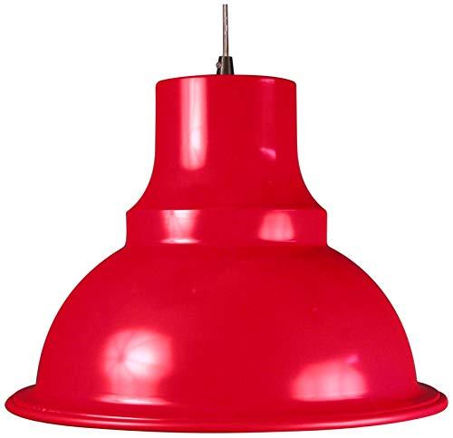 Aluminor - LOFT R - Suspension - 40 W - E27 - Rouge