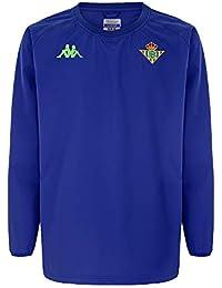 Chubasquero impermeable de entrenamiento - Real Betis Balompié 2018/2019 - Kappa Arainzip 2 Windbreaker