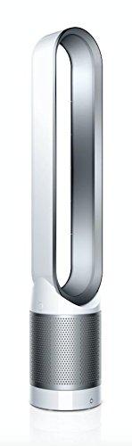 Dyson Pure Cool - Portaoggetti da viaggio, 114 cm, colore: Argento
