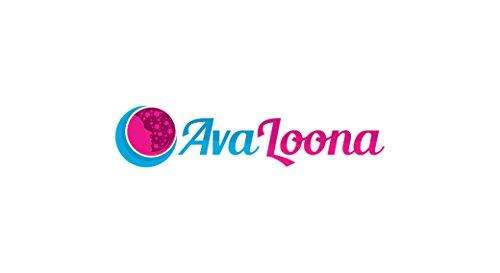 AvaLoona Menstruationstasse Doppelpack aus medizinischem Silikon mit Beutel (groß, rosa, 2 Menstruationskappen) - 6