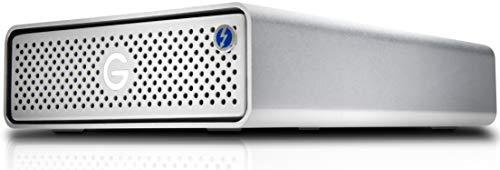 G-Technology G-Drive Thunderbolt 3USB Type-C 3.0(3.1Gen 1) 10000GB Silver External Hard Drive–External Hard Drives (10000GB, 7200RPM, HDD, 3.0(3.1Gen 1), USB Type-C, 245Mbit/s)