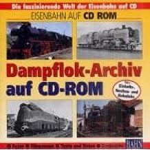 Dampflok-Archiv, je 1 CD-ROM, Tl.1 : Die Einheitslokomotiven, Neubaulokomotiven und Rekolokomotiven der DRG, DB und DR, 1 CD-ROM Für Windows 3.1/95 und MacOS 7.1