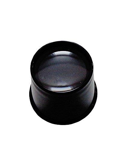 Uhrmacherokular Schmuck Lupe 10-fache Vergrößerung Kunststoff Uhrmacher-Okular