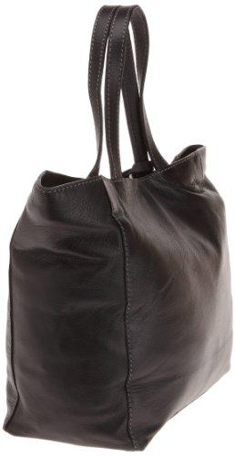 Loxwood Ramita GM Jaïpur, Damen Shopper Schwarz (Black)