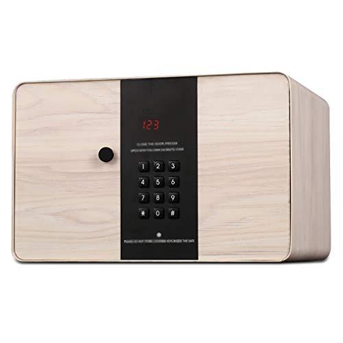 JCJ-Shop Cajas Fuertes Digitales para El Hogar, con Pantalla LED y Cerradura De Emergencia, Acero De...
